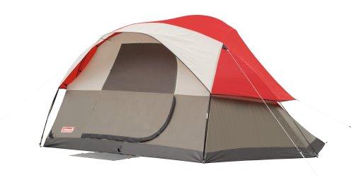 Coleman 2-Room Durango Tent (15-Feet x 10-Feet)  sc 1 st  Coleman Sundome Tent & coleman 10 person tent: Coleman 2-Room Durango Tent (15-Feet x 10 ...