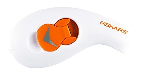 Fiskars Round 'n Round Twist and Flip Corner Punch (01-001448) (Fiskar Edge Punch compare prices)