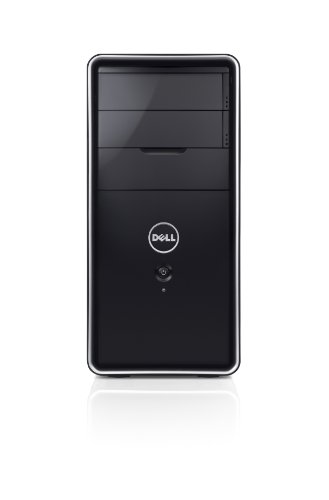 Dell Inspiron 660 i660-4033BK Desktop (Black)