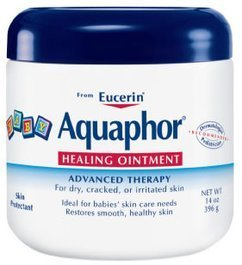 Aquaphor Baby Healing Ointment, Advanced Therapy, 14 Ounce Jar (Pack of 2)