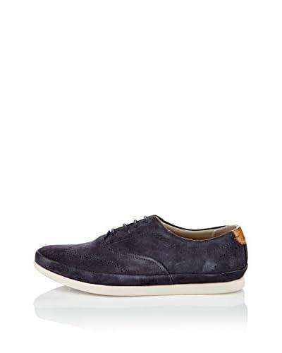 Clarks Zapatos de cordones Newell Limit Azul