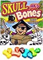 SKULL and Bones Pirate Candy Oak Leaf Vending (2 Pound Bag) from FIRST CLASS VENDING