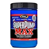 Gaspari Superpump MAX- Trainings-Booster *Das ultimative Pre-Workout Supplement Erlebnis* 640 g Fruit Punch
