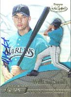 William Smith, GCL Marlins - Marlins Affiliate, 2001 Topps Fusion Gold Label... by Topps