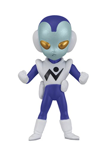 Banpresto Dragon Ball Z 2.8-Inch Jaco Movie World Collectable Figure, Volume 3