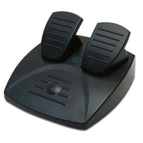 Foot pedal unit