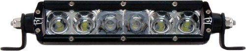 """Rigid Industries 90631 Sr-Series White 6"""" Spot/Flood Combo Led Light Bar"""