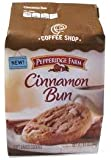 Pepperidge Farm Cinnamon Bun Cookies, Coffee Shop