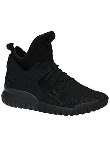 Adidas Tubular X Pk Scarpe da ginnastica, Uomo, Nero (Cblack/Dkgrey/Cblack), 43 1/3