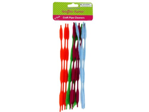 Craft pipe cleaners - Pack of 24