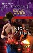 Nick Of Time (Harlequin Intrigue Series)