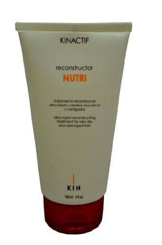 Kin Kinactif Nutri Ricostruttiva Trattamento capelli ultraveloce 150ml molto secchi e danneggiati