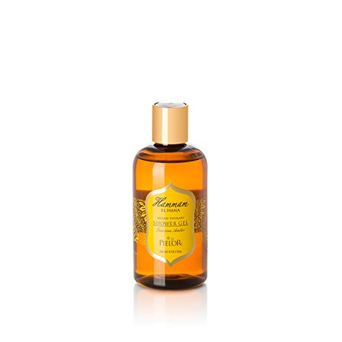 Tunisian Amber Refreshing Shower Gel - Prevents Dry Skin, Nourishes The Skin, Suitable For All Skin Types, 8.5 fl. oz (Aloha Shower Head compare prices)