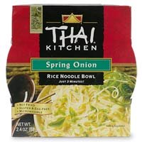 Thai Kitchen Spring Onion Noodle Bowl, 2.4 oz