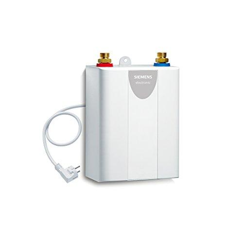 Siemens de10104 mini scalda acqua elettrico 3 6 kw for Scalda acqua istantaneo elettrico