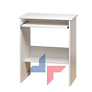 Bureau meuble table informatique pour pc ou ordinateur for Mini bureau ordinateur