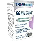 True Read-Test Strips 50 Count Box by Home Diagnostics