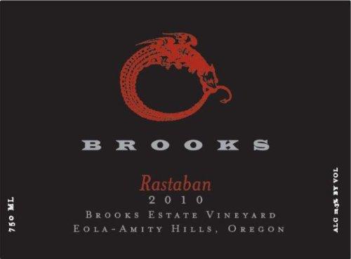 "2010 Brooks ""Rastaban"" Eola-Amity Hills Pinot Noir 750 Ml"