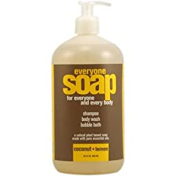 EO PRODUCTS SOAP,EVERYONE,COCONUT&LMN, 32 FZ