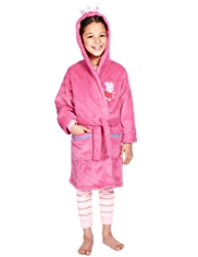 Peppa Pig Hooded Dressing Gown