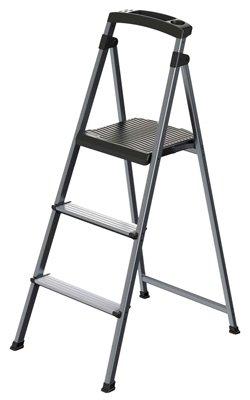 Rubbermaid Rma 3 3 Step Lightweight Aluminum Step Stool