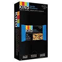 - Healthy Grains Bar, Vanilla Blueberry, 1.2 oz, 12/Box