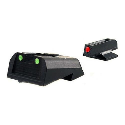 Truglo Fiber Optic Handgun Sight Set - Kimber,