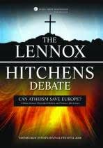The Lennox Hitchens Debate - Can Atheism Save Europe? [DVD]