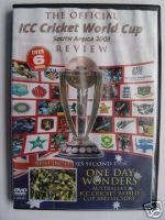 Cricket World Cup Icc 2 Dvd Set South Africa 2003