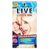3 x Schwarzkopf Live Color XXL 00B Max Blonde
