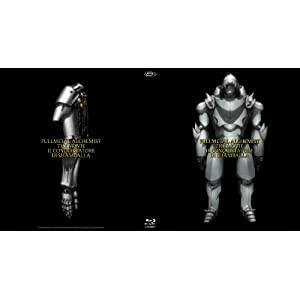 Fullmetal Alchemist - The Movie - Il conquistatore di Shamballa (+DVD) [(+DVD)] [Import italien]