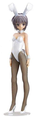 Yuki Nagato White Bunny Ver. 1/4 Scale PVC Figure