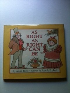 Title: As Right as Right Can Be