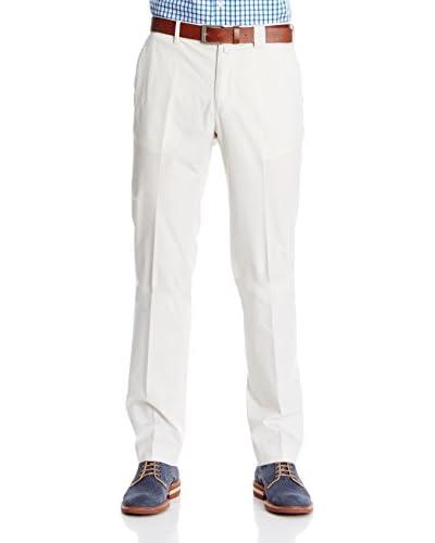 Pedro Del Hierro Pantalone Chino [Écru]