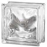 Qualtiy Glass Block 8 x 8 x 4 Decora Glass Block