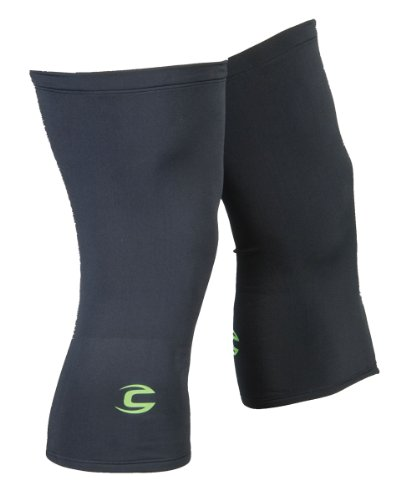 Buy Low Price Cannondale Men's Knee Warmers, Black, Large (0M442)
