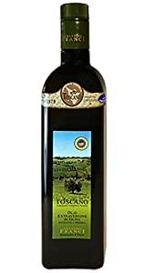 Frantoio Franci Toscano Igp Extra Virgin Olive Oil 2011 from Frantoio Franci