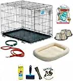 Puppy Crate Package Small Boy Blue