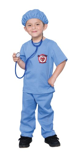 Doctor Cutie Toddler Costume - Toddler (2T-4T)