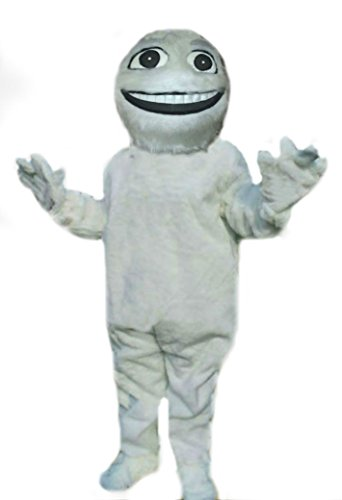 Mascots USA by CJs Huggables Custom Pro Abominable Snowman Mascot Costume