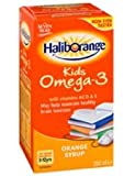 Haliborange 200ml Orange Omega 3 Syrup