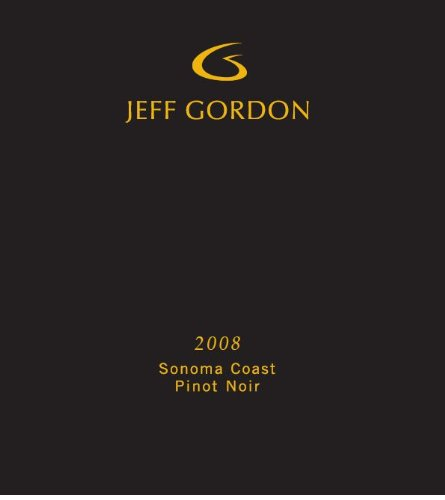 2008 Jeff Gordon Sonoma Coast Pinot Noir 750 Ml