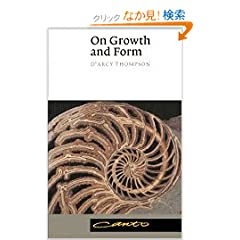 On Growth and Form (Canto)