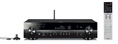 Yamaha RX-S601 90 W Ethernet, HDMI Noir