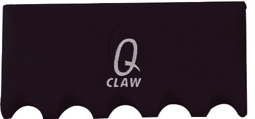 Q-Claw Cue Holder for 5 Cues - Black аксессуар bbb bfd 13r mtb protector черный