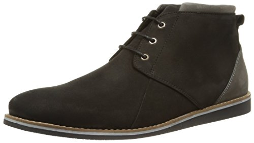 SchmooveAnalog New - Derby uomo , Nero (Black (nero)), 45