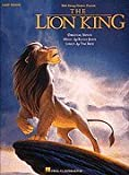 The Lion King - Easy Piano Songbook