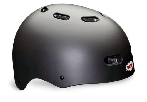 Bell Psycho Youth Multi-Sport Bicycle Helmet (Matte Gunmetal, Medium/Large)