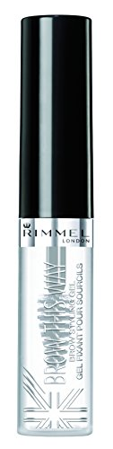 RIMMEL LONDON Brow This Way Lightweight Brow Gel
