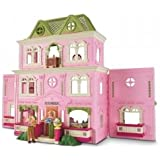 Fisher Price Loving Family Grand Dollhouse with Bonus Accessories
